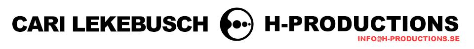 76da53dd NEWS • CARI LEKEBUSCH • H-PRODUCTIONS • SHOP & MERCHANDISE